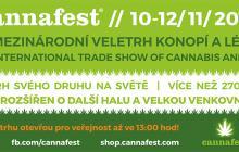 Cannafest - Osmý ročník největšího světového veletrhu konopí a léčivých bylin
