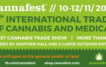 Prague's Cannafest 2017 - international cannabis trade fair